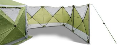 Quest Screen Shield Windbreak (3 Panel)