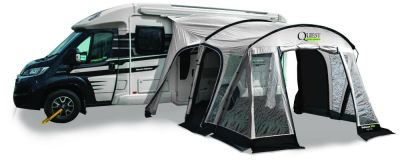 Quest Falcon Poled 300 Tall Driveaway Awning 2022