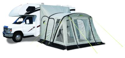 Quest Falcon Air 300 Tall Driveaway Awning 2022