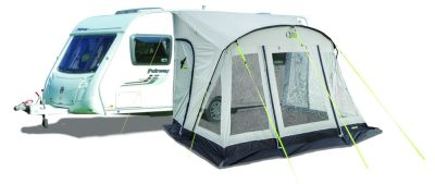 Quest Falcon Poled 390 Awning 2022