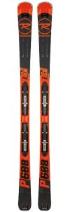 Rossignol Pursuit 600 Cam Konect Skis 18-19