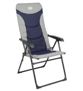 Royal Colonel Chair - Blue