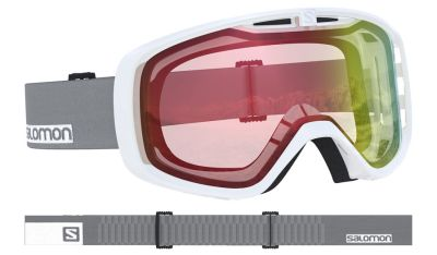Salomon Aksium Photo White Goggle 18-19