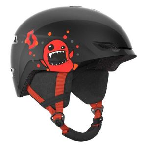 Scott Keeper 2 Junior Helmet Black/Red