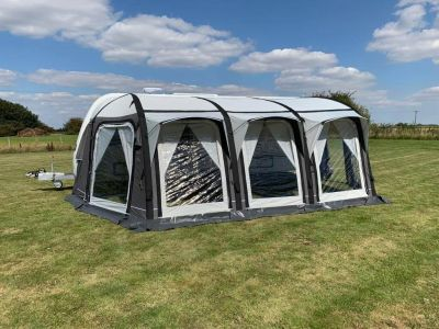 Sunncamp Icon Air Full Awning 2021 (Size 15, 1000-1025cm)
