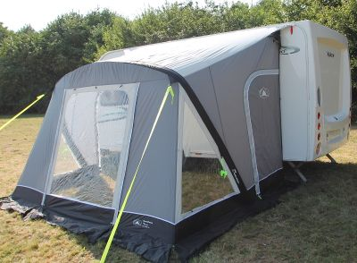 Sunncamp Swift 325 SC Air Porch Awning 2021