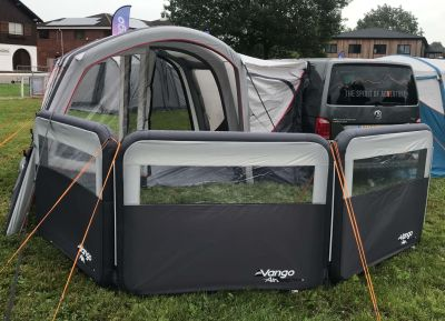 Vango AirBeam Modular Windbreak 2021