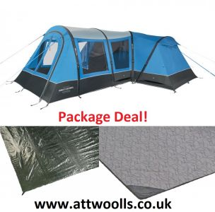 Vango Diablo II Air 850XL Airbeam Tent 2021