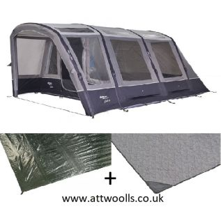 Vango Galli Tall III Inflatable Awning 2021 Package