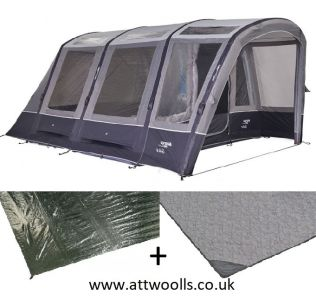 Vango Galli Low III RSV Inflatable Awning 2021 Package