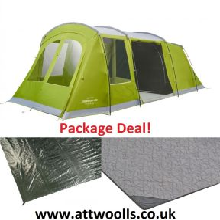 Vango Stargrove II 450 Tent 2021 Package Deal
