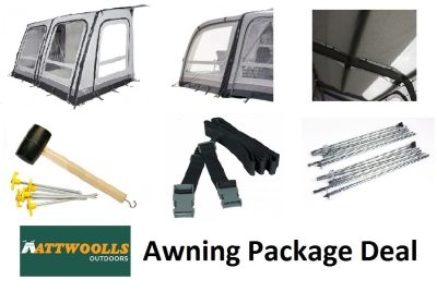 Vango Varkala Connect 360 Inflatable Awning 2020 (Main Body) Package