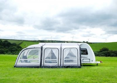Vango Varkala Connect 280 Inflatable Awning 2020 Package Deal