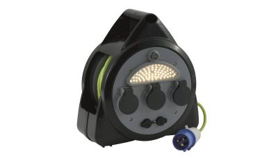 Outwell 'Mensa' Mains Roller Kit with USB/Light