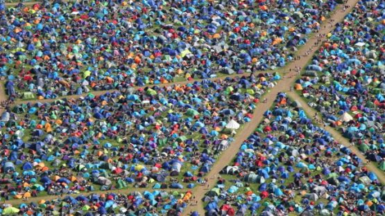 Camping and music festivals – Which Tent