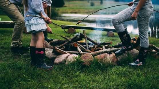 Activities for Camping Kids