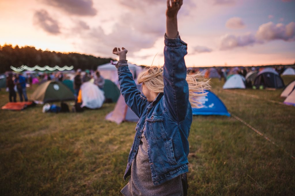 7 Fabulous Camping Tips for First Time Festival Goers