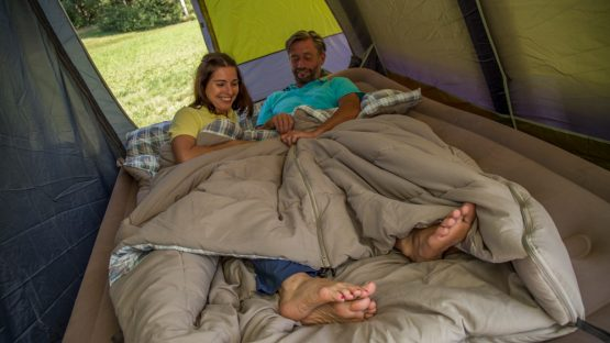 Camping Comforts: Inflatable Sleeping Mats