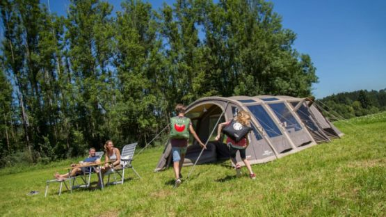 Booking Your Camping Holiday